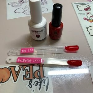 Other - Red gel bundle